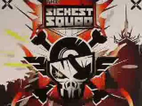 The Sickest Squad - Dub Sick