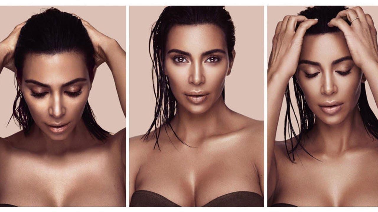 Contouring Makeup Kit Kim Kardashian | Saubhaya Makeup - photo #28