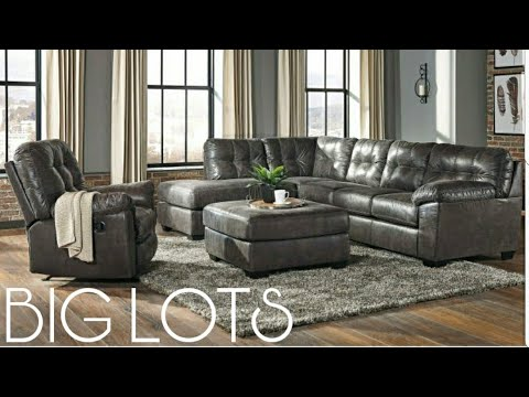 SHOP WITH ME ⭕ BIG LOTS FURNITURE 15