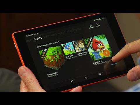 Amazon's new, improved Fire HD 8 tablet is a bona fide bargain at $90