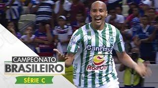 Melhores Momentos - Gols de Fortaleza 1 x 1 Juventude - Série C (09/10/16)