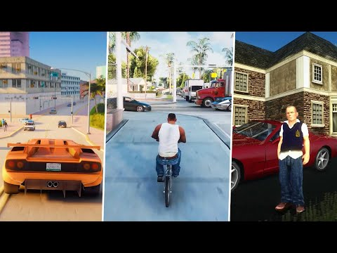 Rockstar has THREE remastered games on the way... |
