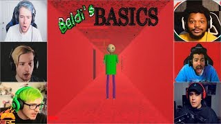 Download Gamers Reactions to the END (NOT) | Baldi's Basics Mp3 and Videos