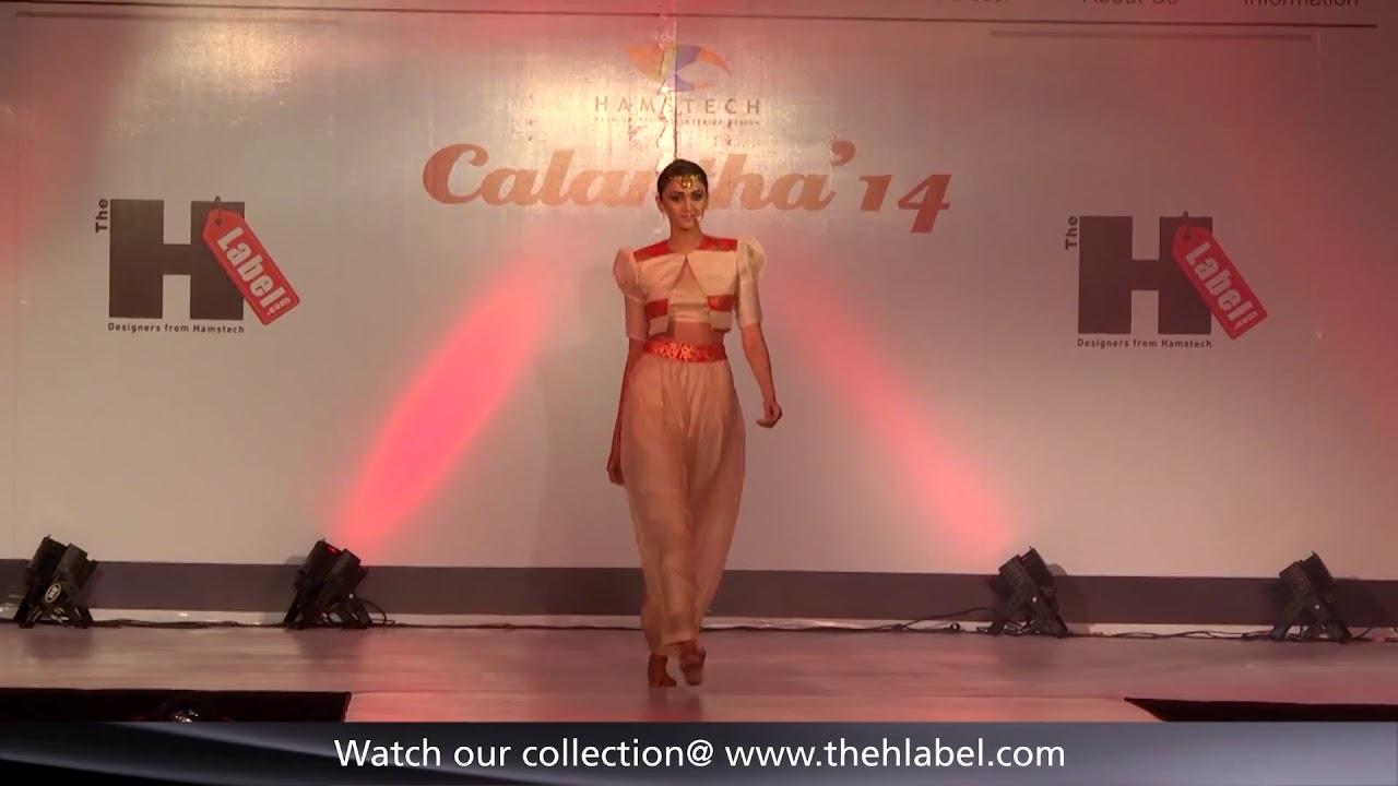 Hamstech Calantha Fashion Show Youtube