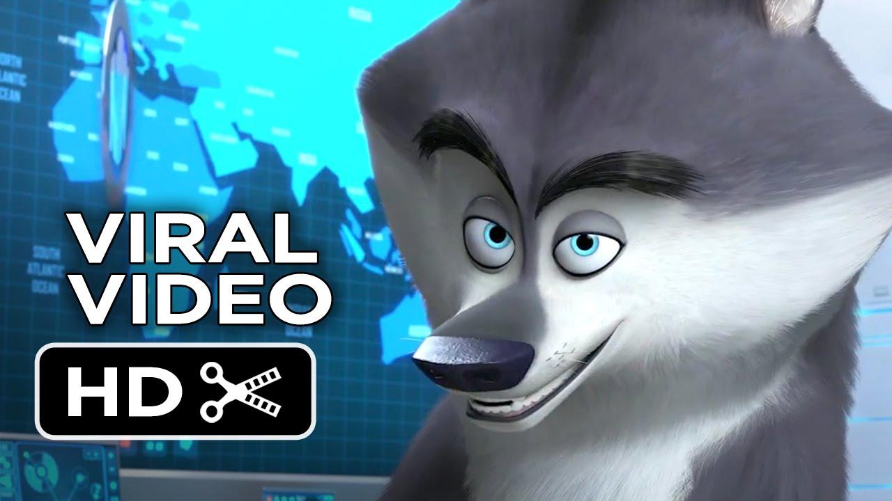 Penguins Of Madagascar Movie CLIP Antarctica (2014