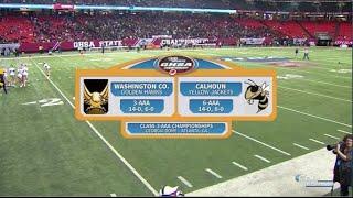 3A_Washington Co. vs. Calhoun