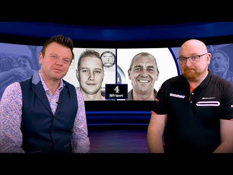 Wesley Harms vs Wayne Warren | Lakeside World Darts Championships Preview Show