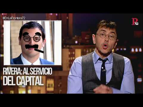 #EnLaFrontera72 - Don Albert Rivera, al servicio del capital