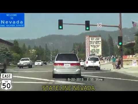 Sacramento CA to Carson City NV 2015