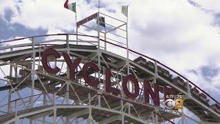 Cyclone Coaster Marks 90 Years Of Coney Island Memories