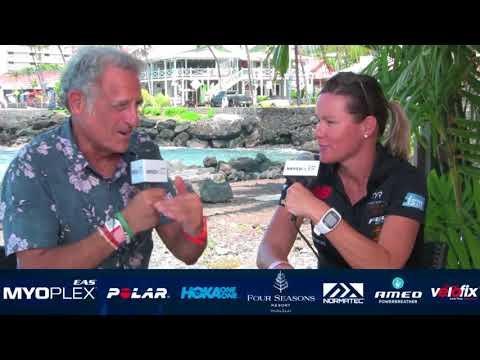 Mirinda Carfrae: Breakfast with Bob from Kona 2017 Pre-Race