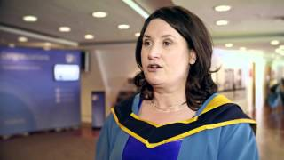 Open University graduation for Mary Clarke