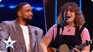 AN EVERYDAY HERO! Nurse Beth Porch's performance is medicine for the soul | Semi-Finals | BGT 2020