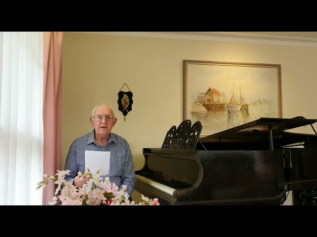 Joyful Hymns from Peter McLean, 9 May 2021