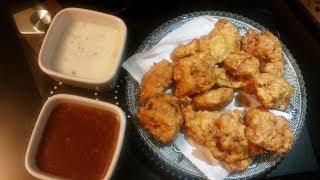 CHICKEN pakora / Nugget Recipie [EASY,QUICK,YUM] + (English Subtitles)