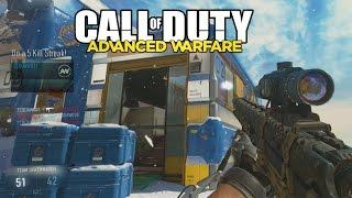 call of duty advanced warfare multiplayer part 1 sniper gameplay mors sniping aw multiplayer