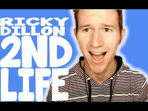 Ricky Dillon Welcomes You to Our2ndLife! - YouTube