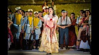 """Bizet - Carmen, Seguidilla & Duet: """"Près des remparts de Séville"""" (Na'ama Goldman & Gustavo Porta)"""