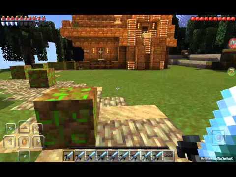 Minecraft Herobrine Hikâyesi Bölüm 1