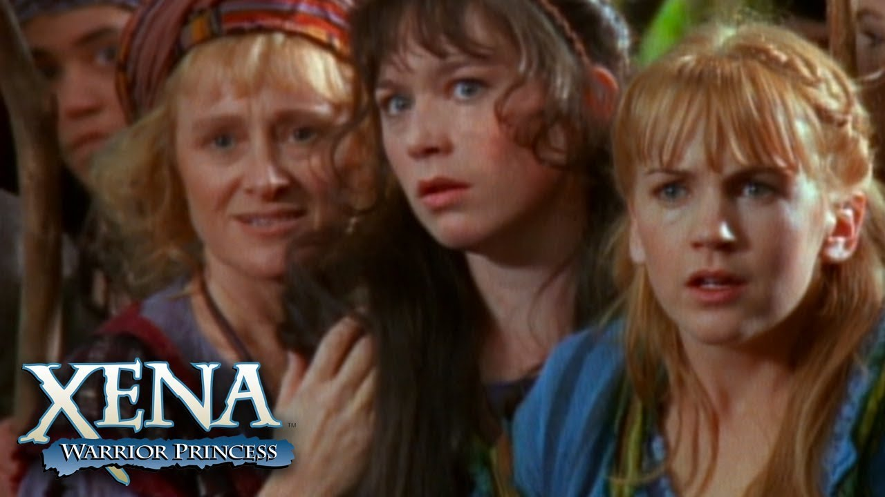 Download How Xena and Gabrielle Met   Xena: Warrior Princess