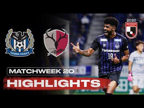 G-Osaka Kashima Goals And Highlights