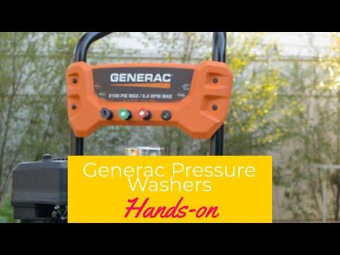 Best Generac Pressure Washers in 2020