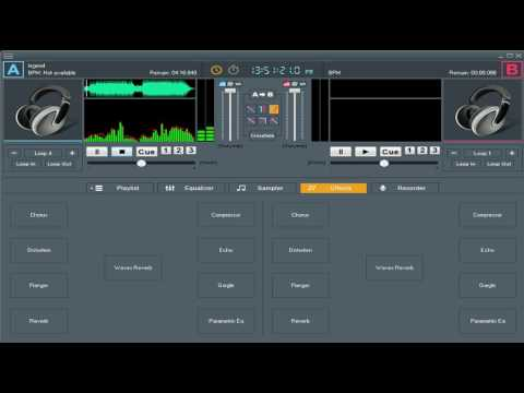 How to Apply Effects on Song - DJ Mix Studio