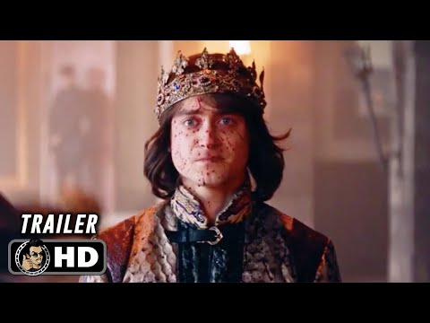 MIRACLE WORKERS: DARK AGES Official Trailer (HD) Daniel Radcliffe, Steve Buscemi