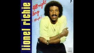 Lionel Richie - All Night Long (All Night) (Instrumental)