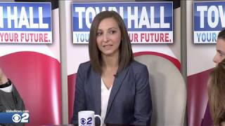 CBS 2 News Boise - Town Hall Discussion on Vaccines
