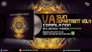 E-Motion - Passion (Psyfonic Remix)