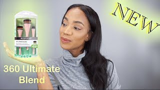 NEW Makeup Brushes!!| 360 Ultimate Blend Brush Kit| ECO Tools| JustEshaa