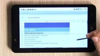 ZTE V9 tablet - video review