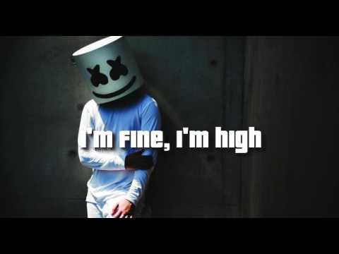 Marshmello - keep it Mello ( Lyric Video) :D