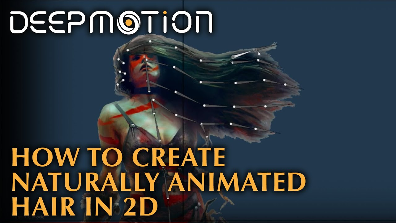 2D Skeletal Animation - DeepMotion