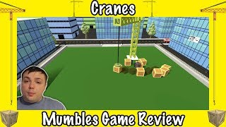 Cranes - Is It Worth Buying? - Mumbles Game Review