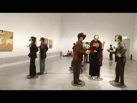 Edward Kienholz & Nancy Reddin Kienholz 'The Art Show' 1963-77