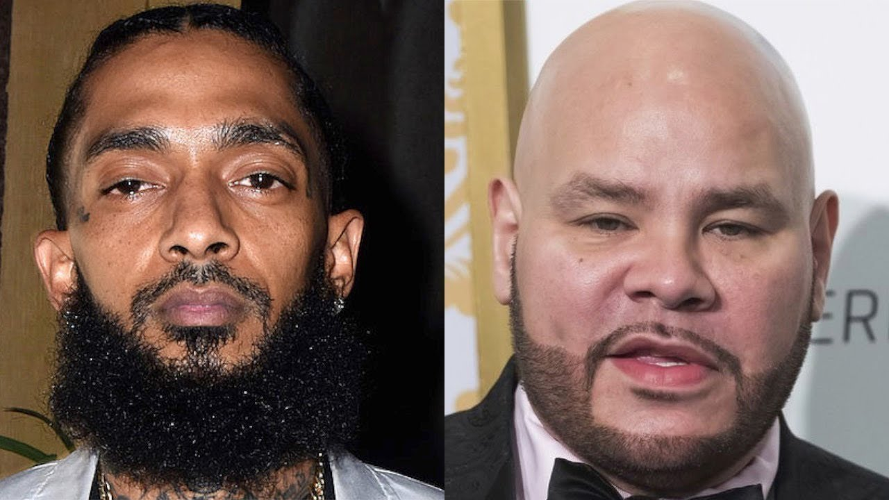 Fat Joe Post The REALIST Video EVER About Nipsey Hussle!!