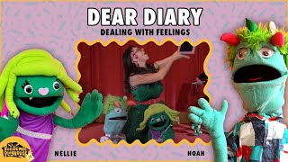 Dear Diary | Dealing with Feelings | Pandemic Playhouse Ep 1.6
