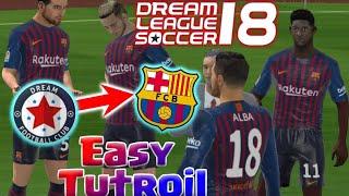 Dream league soccer 2018 ✴️mrj ...