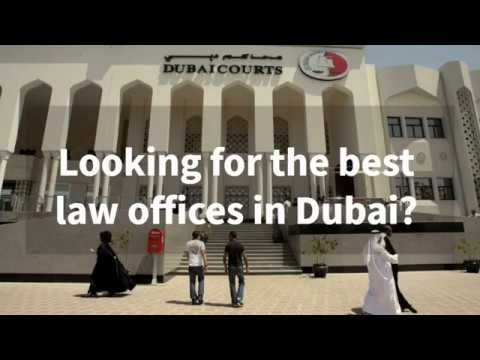 Law offices in Dubai