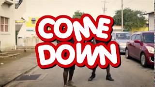 Porgie & Murda - Come Down (Official Music Video)