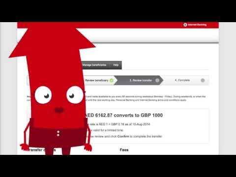 CBW- How To Transfer Money Internationally With HSBC