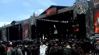 Scimmiaska Live at Hellprint 2016 - United Day IV