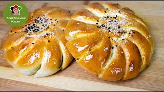 AFGHANI SWEET BREAD | کلچه ناشتا