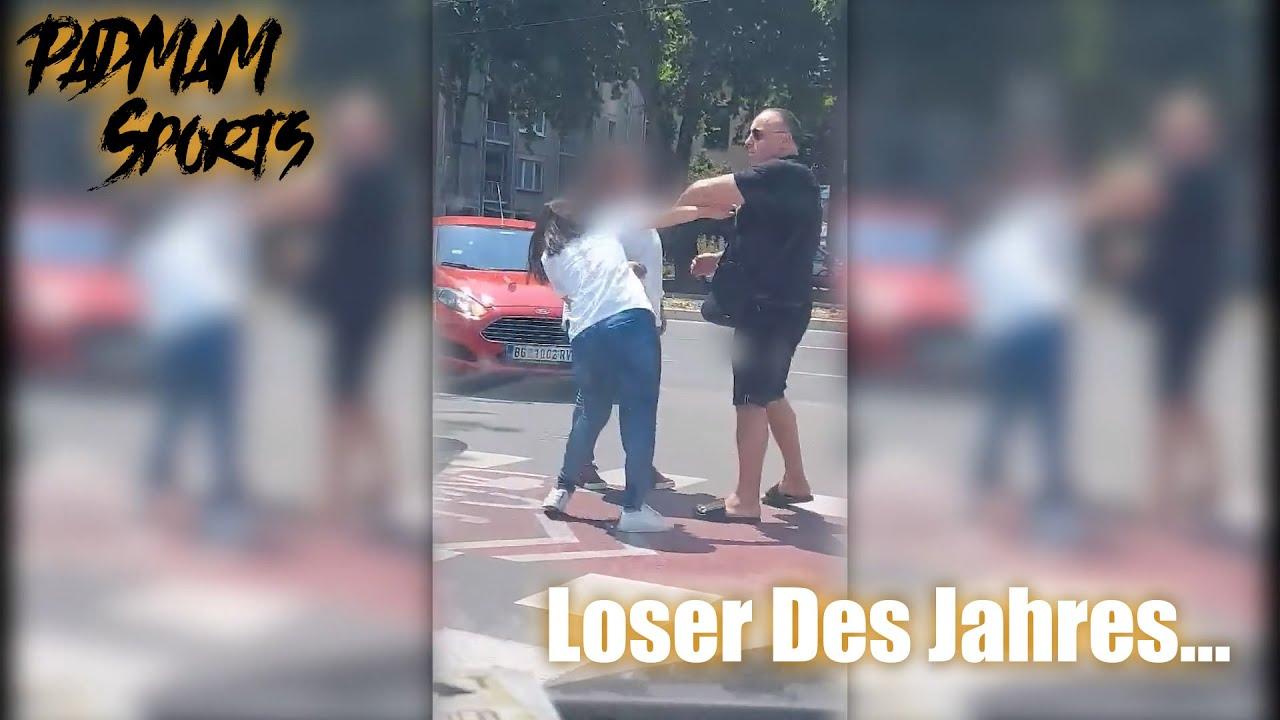 Frauen auf offener Straße geschlagen weil sie Oma verteidigten 😮😠