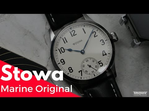 Stowa Marine Original | A Moment in Time