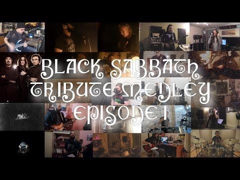 TeoArian & Friends - Black Sabbath Tribute Medley Episode 01