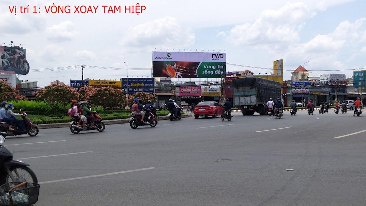 Billboard, Pano quảng cáo ngoài trời tại Đồng Nai [SSM.VN]