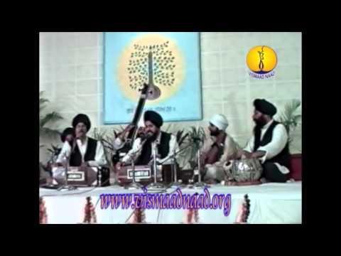 AGSS 1997 : Raag Bairari - Dr Gurnam Singh Ji Patiala